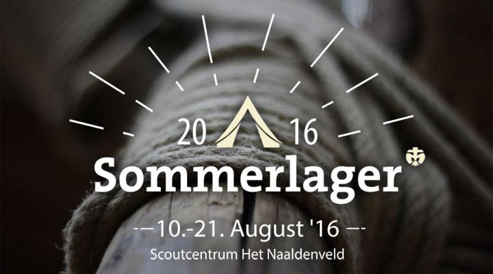 Sommerlager 2016 - Pfadfinder DPSG Bommern