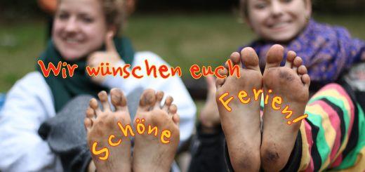 Der Pfadfinderstamm Herz-Jesu Witten-Bommern wünscht euch allen schöne und erholsame Sommerferien.