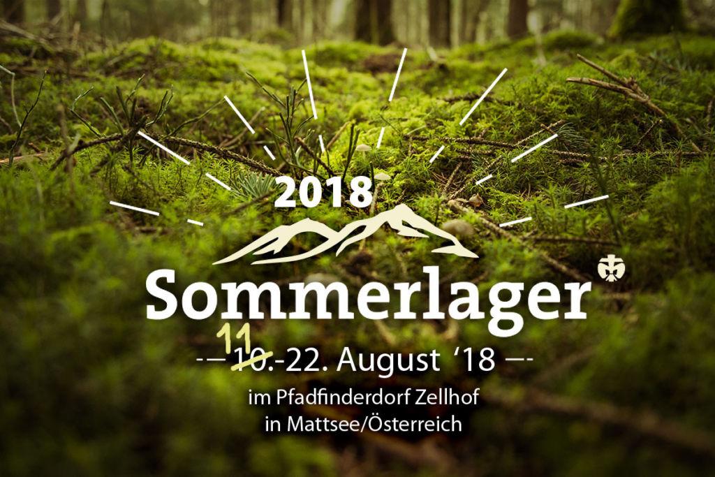 Das Stammessommerlager 2018 geht nach Österreich!